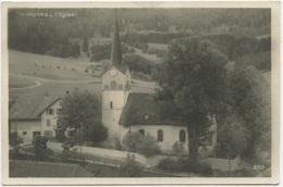 Tavannes, L'église - BE Berne