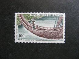Cote D'Ivoire: TB PA N° 34, Neuf XX. - Côte D'Ivoire (1960-...)
