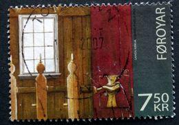 Faroe Islands  2006    MiNr.585 (O) ( Lot E 769 ) - Färöer Inseln