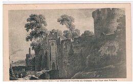 CPA CLISSON Chatau Tour Des Prisons Vers 1815 - Clisson