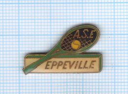 Pin's Tennis ASE Eppeville – 80 Somme - Tennis