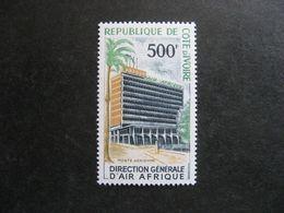 Cote D'Ivoire: TB  PA N° 37, Neuf XX. - Côte D'Ivoire (1960-...)