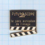 Pin's Cinéma Futuroscope Le Parc Européen De L'image - Filmmanie