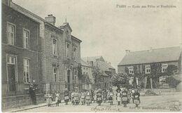 FRAIRE : Ecole Des Filles Et Presbytère - Cachet De La Poste 1906 - Walcourt