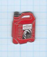Pin's Antar Isofluide 15W40 Diesel - Brandstoffen