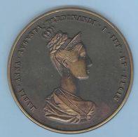 (Autriche)  Avers « MARIA ANNA AVGVSTA FERDINANDI I IMP ET REGIS » - Revers « ET ALTERA MIHI PATRIA / CORON PRAGAE ---> - Royal / Of Nobility