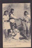 CPA Nouvelle Calédonie New Calédonia Océanie Non Circulé Femmes Women Cycle Vélo Bicyclette - Nueva Caledonia