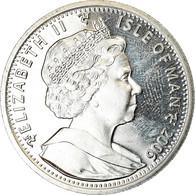 Monnaie, Isle Of Man, Crown, 2006, Pobjoy Mint, Bataille De Trafalgar - Lord - Monedas Regionales