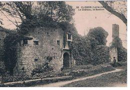 CPA CLISSON   Le Chateau Le Bastion - Clisson