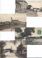 DOUBS - Lot De 12 Cartes - Francia