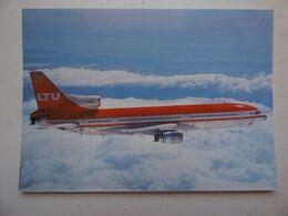 LTU   TRISTAR    AIRLINE ISSUE / CARTE COMPAGNIE - 1946-....: Ere Moderne
