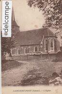 LIANCOURT-FOSSE :  L'Eglise. - Unclassified
