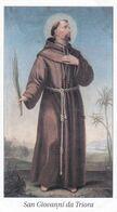 Santino S.giovanni Da Triora - Santini