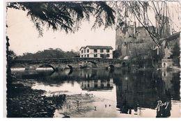 CPSM  CLISSON   Le Chateau Pont De Ville - Clisson