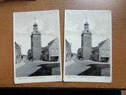 Deutschland / 2 Karten Köthen (Anhalt) Turm -> Unwritten - Koethen (Anhalt)