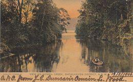 View On Nowra Creek , Shoalhaven District , N.S.W. , Australia , 1906 - Australia