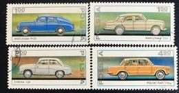 Polska - Poland - P2/10 - MNH - 1976 - Michel Nr. 2467#2470 - 25 Jaar Zenan Autofabriek - Factories & Industries