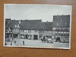 Deutschland / Köthen (Anhalt) Holzmarkt -> Unwritten (bit Damaged) - Koethen (Anhalt)