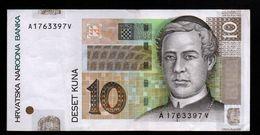 Croatie - 10 Kuna - 2012 (verso Voir Scan) - Croatia