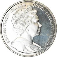 Monnaie, BRITISH VIRGIN ISLANDS, Dollar, 2005, Franklin Mint, V.E Day, SPL - Iles Vièrges Britanniques