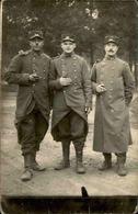 MILITARIA - Carte Postale Photo - Soldats Prenant La Pose - L 66841 - Personnages