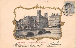 Besançon (25) - Le Pont Battant Et La Madeleine - Francia