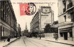 CPA PARIS 13e - Rue Jeanne D'Arc (80982) - Arrondissement: 13