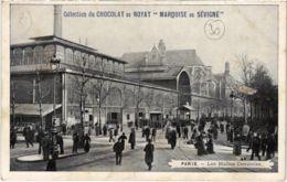 CPA PARIS 1e - Les Halles Centrales (81402) - Petits Métiers à Paris