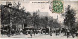 CPA PARIS 1e - Halles Centrales (81403) - Petits Métiers à Paris