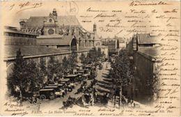 CPA PARIS 1e - Les Halles Centrales (81405) - Petits Métiers à Paris