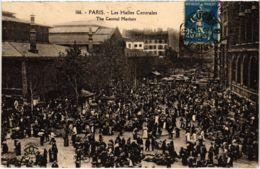 CPA PARIS 1e - Les Halles Centrales (81406) - Petits Métiers à Paris