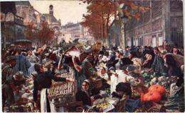 CPA PARIS 1e - Les Halles (81411) - Petits Métiers à Paris