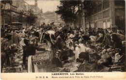 CPA PARIS 1e - Les Halles (81412) - Petits Métiers à Paris