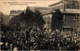 CPA PARIS 1e - Les Halles Centrales (81419) - Petits Métiers à Paris