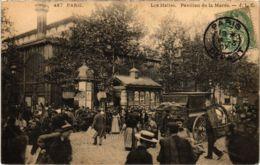 CPA PARIS 1e - Les Halles (81420) - Petits Métiers à Paris