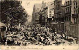 CPA PARIS 1e - Les Halles á 6 Heures Du Matin (81424) - Petits Métiers à Paris