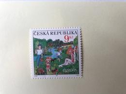 EUROPA CEPT 2004 TCHEQUE 1v Neuf ** MNH ** YT 366 Vacances Holidays CZECH - Europa-CEPT