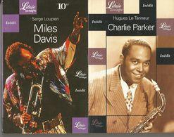 Lot De 5 Livres. Collection : Librio Musique.   Le BLUES - Charlie PARKER - GAINSBOURG - Billie HOLIDAY - Miles DAVIS - Boeken, Tijdschriften, Stripverhalen