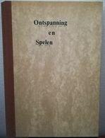 ONTSPANNING EN SPELEN - JULIEN FALIZE - 1964 - MINISTERIE NATIONALE OPVOEDING EN CULTUUR - Andere Verzamelingen