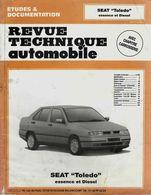 « SEAT TOLEDO = Essence Et Diesel» In « Revue Technique Automobile » (1993) - Cars