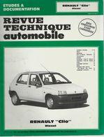 « RENAULT CLIO Diesel» In « Revue Technique Automobile » (1992) - Cars