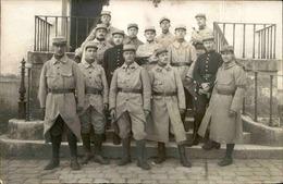 MILITARIA - Carte Postale Photo - Groupe De Soldats - L 66861 - Personnages