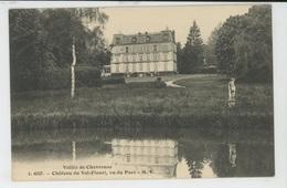 GIF SUR YVETTE - Château De VAL FLEURI , Vu Du Parc - Gif Sur Yvette
