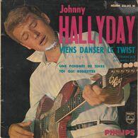 JOHNNY HALLYDAY - VIENS DANSER LE TWIST  . 2EM SERIE - MEDIUM 432.593 BE - Other - French Music