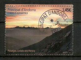 Collada Dels Meners, Paso A 2679 M De Altitud. AND.ESP. Año 2020, Cancelado, 1ª Calidad - Andorra Francesa