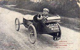 D34  BÉZIERS Le Plus Jeune Chauffeur Du Monde ..... Jean Lavigne Agé De 4 Ans - Beziers