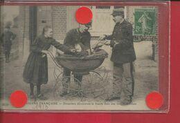DOUANE  FRANCAISE 1913 - Tourcoing