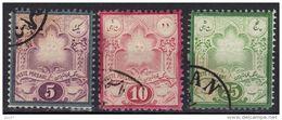 Perse Iran N° 29-31 - Irán