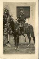 MILITARIA - Carte Postale Photo - Officier à Cheval - L 66890 - Personnages