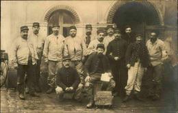 MILITARIA - Carte Postale Photo - Groupe De Soldats En 1914 - L 66894 - Personnages